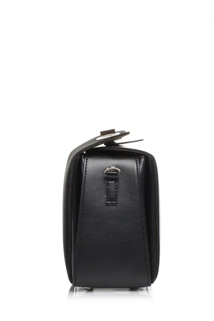 Podręczna torebka czarna