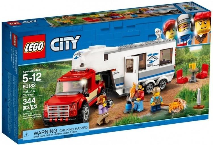City Pickup z przyczepą