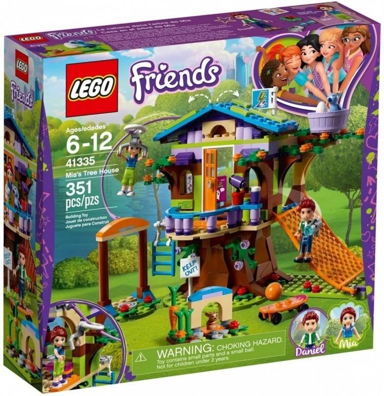Friends Domek na drzewie Mii