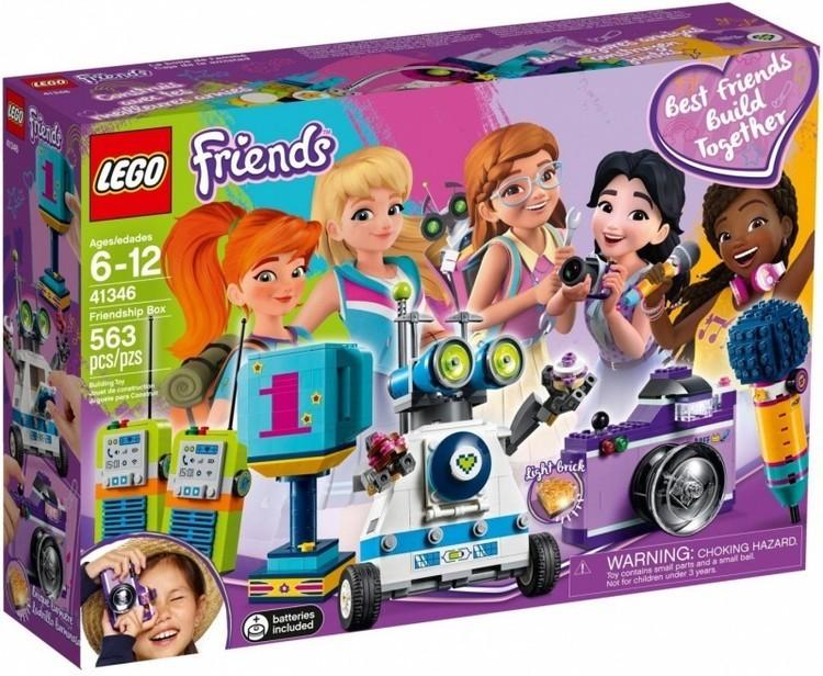 Friends Pudełko przyjaźni