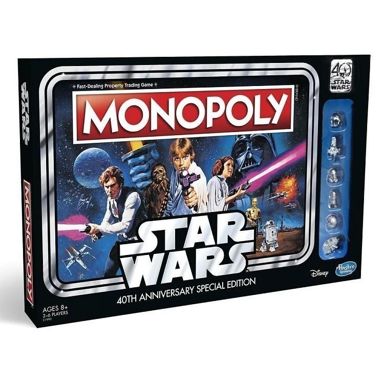 Gra Monopoly Star Wars