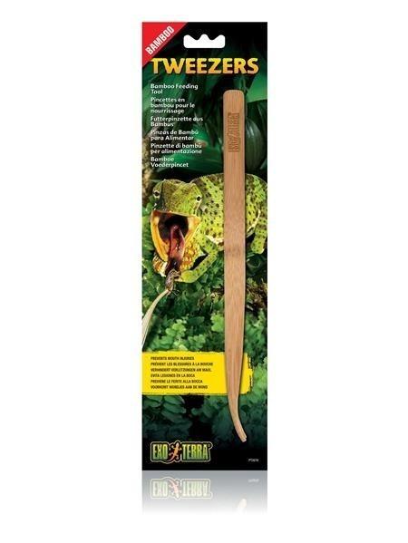 Exo terra bambusowa pinceta do karmienia Dostawa GRATIS od 89 zł + super okazje