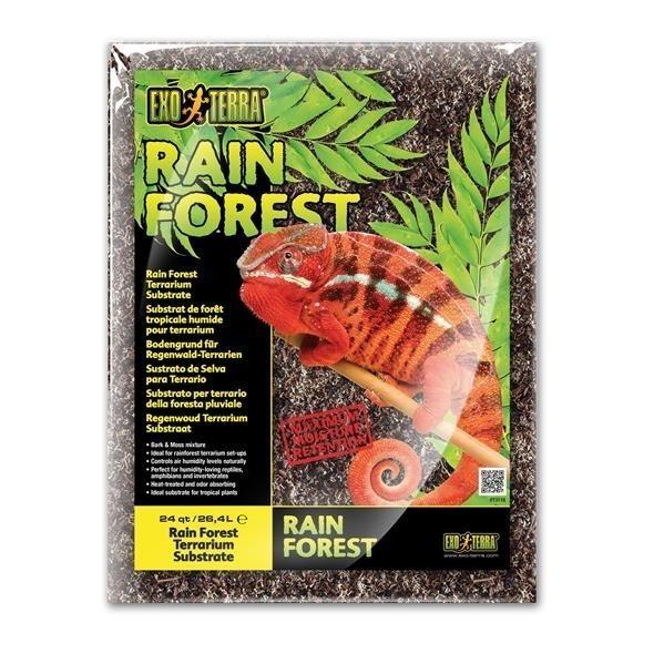Exo terra podłoże do terrarium rain forest 26,4 l Dostawa GRATIS od 89 zł + super okazje