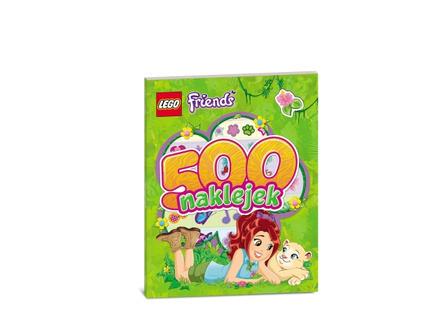 LEGO Friends LBS102 500 naklejek 2