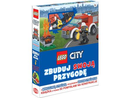 LEGO City LNB1 Zbuduj swoją przygodę
