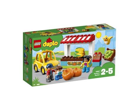 LEGO DUPLO 10867 Na targu