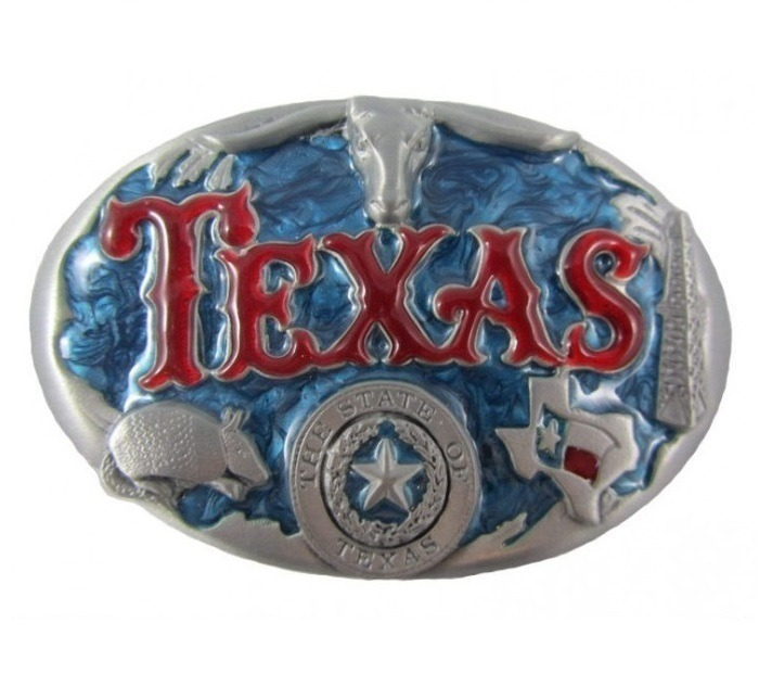 Klamra do pasków amerykańska - TEXAS