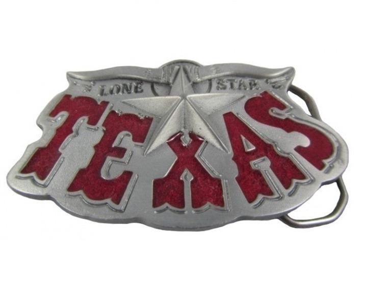 Oryginalna amerykańska klamra do pasków - TEXAS