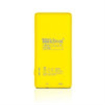 TrekStor MP3/MP4 player i.Beat move BT Internal memory 8 GB, Yellow, Bluetooth, w Strefie Komfortu