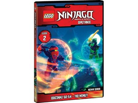 Lego Ninjago Gdls61044 Opętanie Część 2 Odcinki 50 54 Shumee
