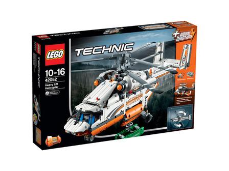 LEGO Technic 42052 Śmigłowiec towarowy