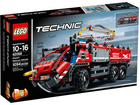 LEGO Technic 42068 Pojazd straży pożarnej