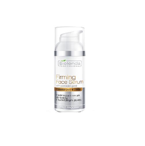 Firming Face Serum With Colloidal Gold ujędrniające serum do twarzy z koloidalnym złotem 50ml