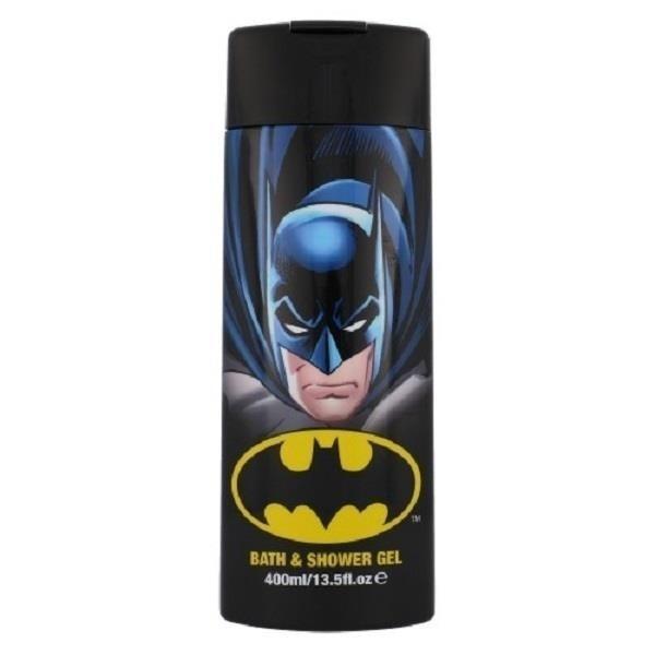 Batman Bath & Shower Gel żel pod prysznic i do kąpieli 400ml