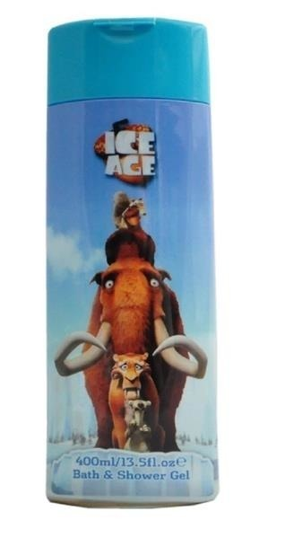 Ice Age Bath & Shower Gel żel pod prysznic płyn do kąpieli 400ml