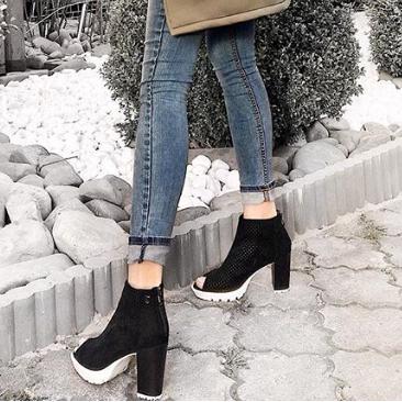 Cudowne buty na obcasie