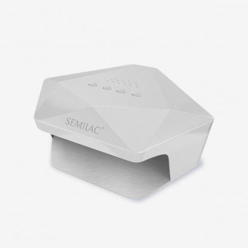 Semilac Lampa UV LED 36W Diament biała