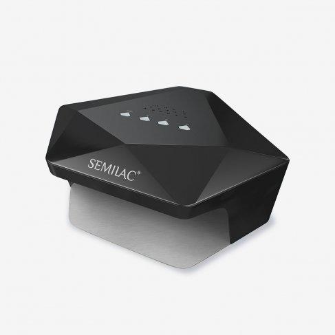 Semilac Lampa UV LED 36W Diament czarna