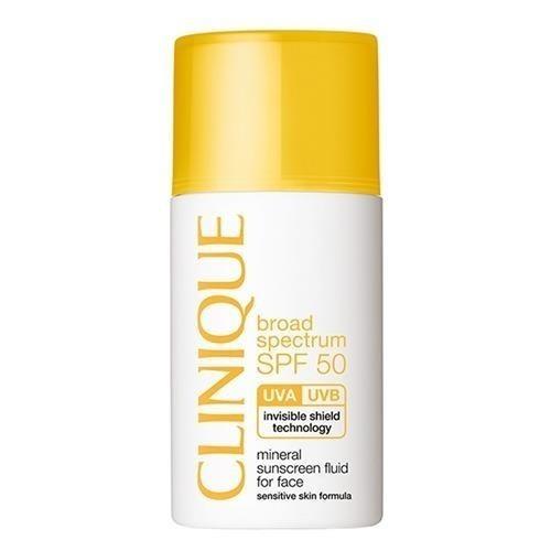 CLINIQUE_Sun Mineral Sunscreen Fluid For Face SPF50 emulsja do opalania twarzy 30ml