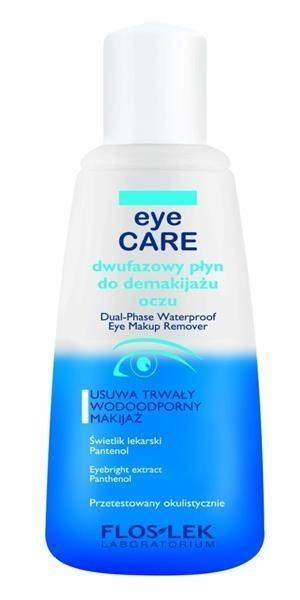 Eye Care dwufazowy płyn do demakijażu oczu 135ml
