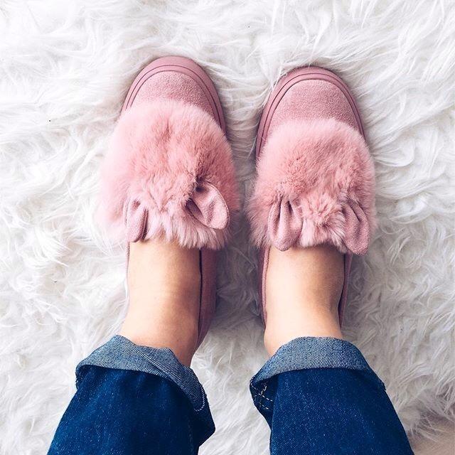 Różowe buty z futerkiem deezee 38 trampki