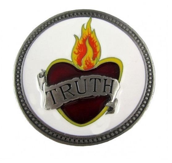 Klamra do pasków amerykańska TRUTH