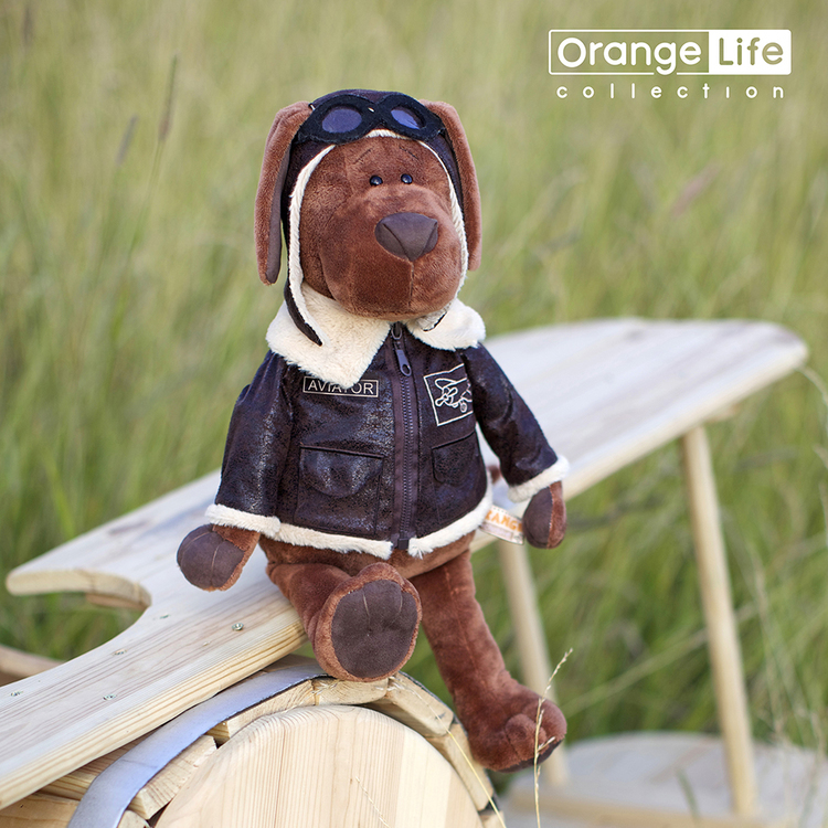 Przytulanka Piesek Pilot Orange Toys - 45cm