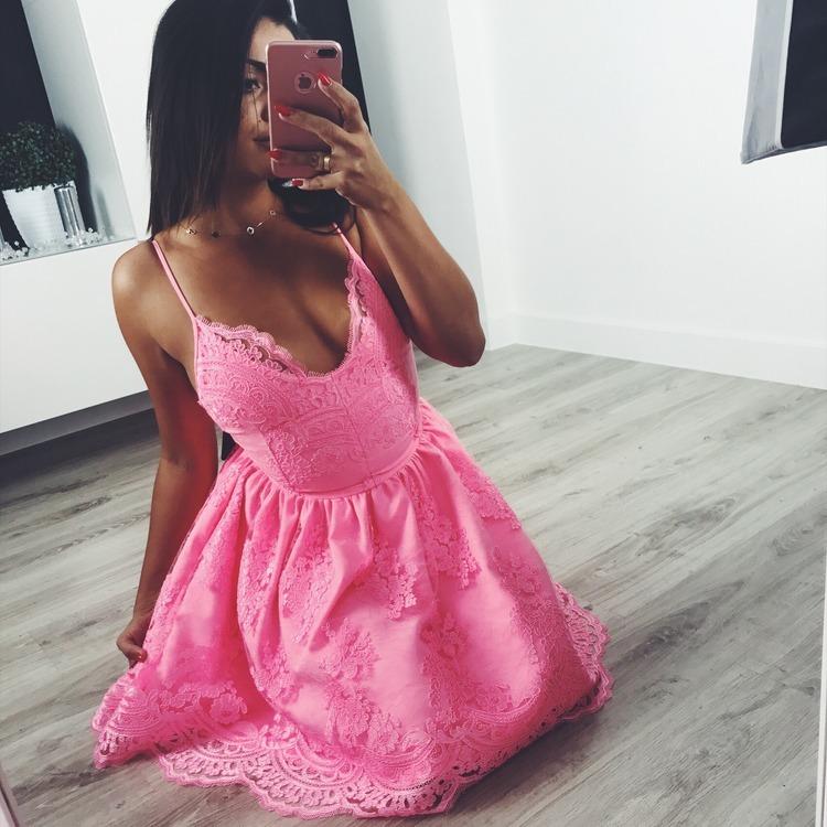 Piękna cukierkowa sukienka