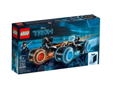 LEGO Ideas 21314 TRON: Dziedzictwo