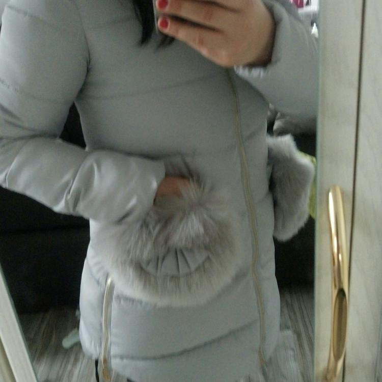 Kurtka zimowa M/L