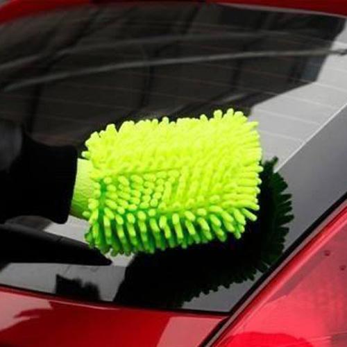 Myjka do Samochodu z Mikrofibry