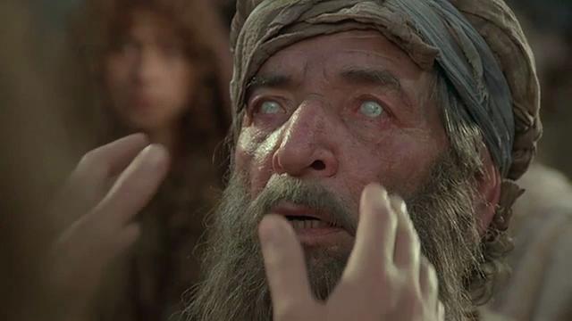 Healing Of The Blind Beggar Bartimaeus From Jesus Film