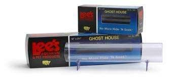 """Lee's Ghost House - 10"""" x 2"""""""