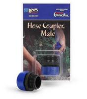 Lee's Hose Coupler for Ultimate GravelVac - Male