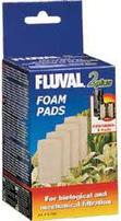 Fluval Foam Inserts for Fluval 2 Plus - 4 pk