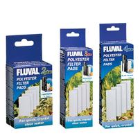 Fluval Polyester Filter Pads for Fluval 4 Plus - 4 pk
