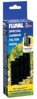 Fluval Special Carbon Filter Pads for Fluval 3 Plus - 4 pk