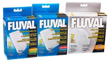 Fluval Water Polishing Pads for FX5/FX6 - 3 pk