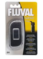 Fluval Carbon Cartridges for Nano Aquarium Filter - 2 pk