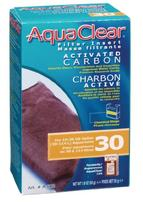 Hagen Activated Carbon Filter Insert for AquaClear 30/150 - 1 pk