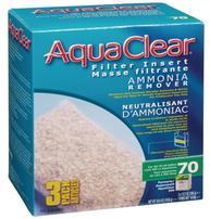 Hagen Ammonia Remover Filter Insert for AquaClear 70/300 - 3 pk