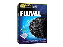 Fluval Carbon Filter Insert - 100 g - 3 pk