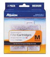 Aqueon Replacement Filter Cartridges - Medium - 3 pk