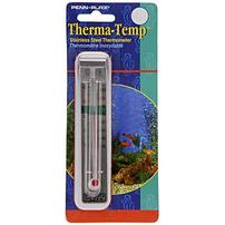 Penn Plax Stainless Steel Thermometer
