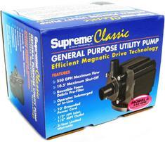 Mag Drive 3 Supreme Pump