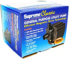 Mag Drive 5 Supreme Pump 500 GPH