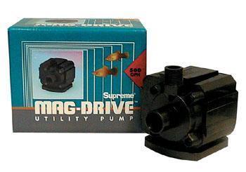Mag Drive 9.5 Supreme Pump
