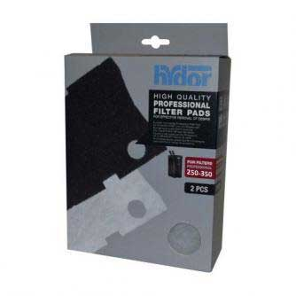 Hydor White Foam Filter Pads Coarse Professional 250-350
