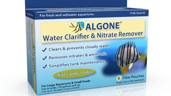 Algone Water Clarifier & Nitrate Remover - Large - 6 pk