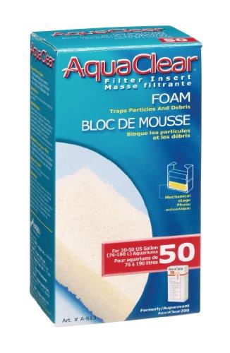 Hagen Foam Filter Insert for AquaClear 50/200 - 3 pk